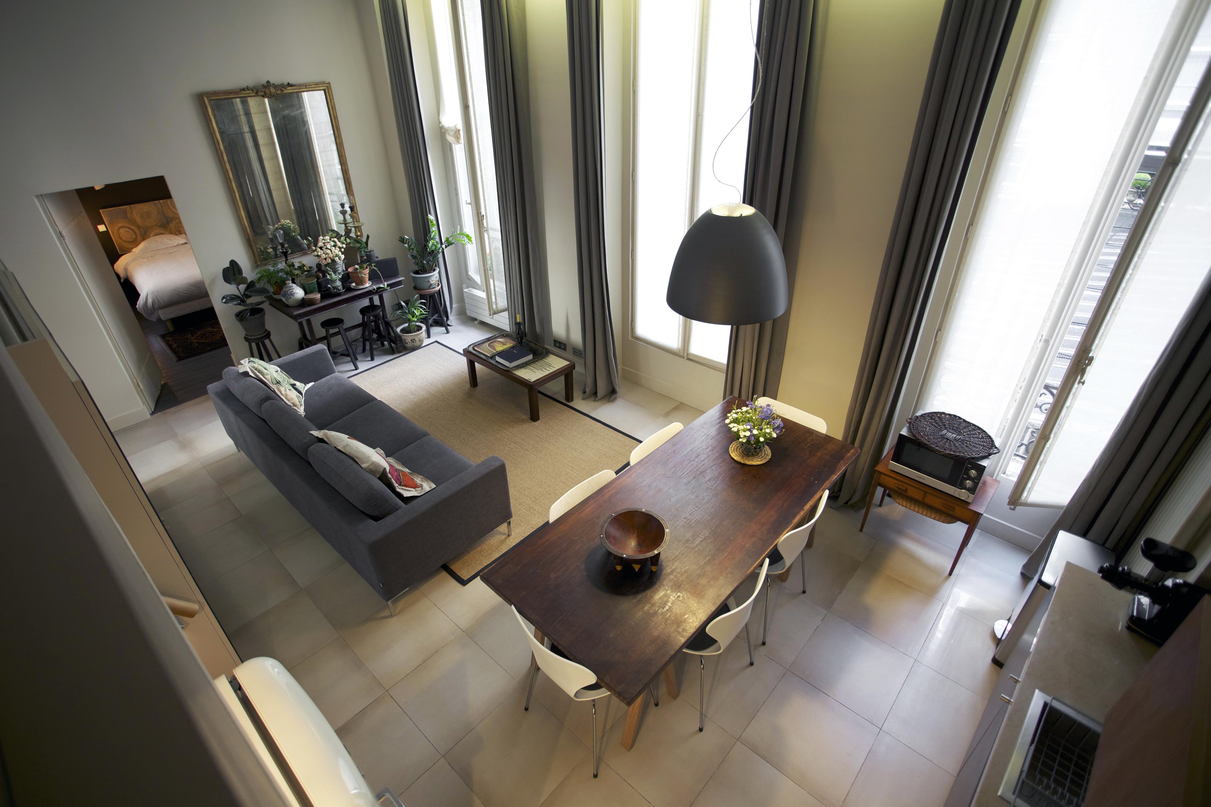 PARIS Appartement en location meublée TDJL & Partners